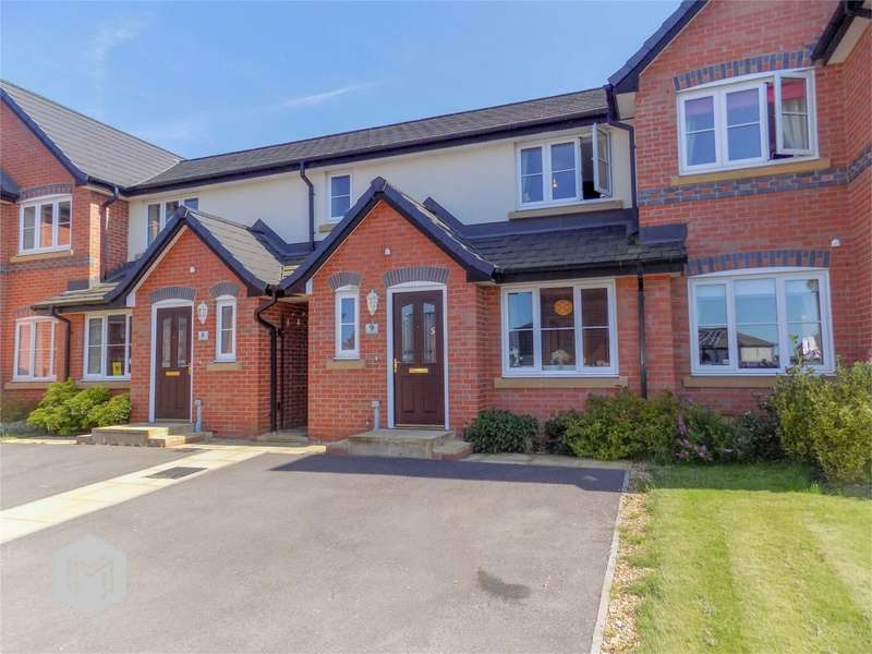 2 Bedrooms Terraced House for sale in Murrayfield Close, Chorley, Lancashire
