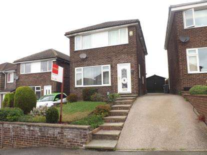 3 Bedrooms Detached House for sale in Meadow Park, Kirkheaton, Huddersfield, West Yorkshire