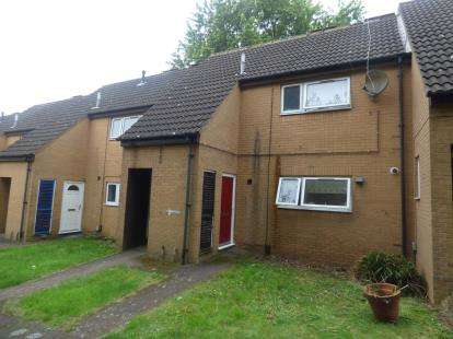 1 Bedroom Maisonette Flat for sale in Littlewood Close, Spencer, Northampton, Northamptonshire