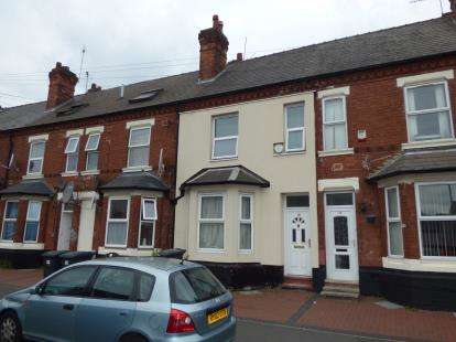 4 Bedrooms Terraced House for sale in Leacroft Road, Derby, Derbyshire