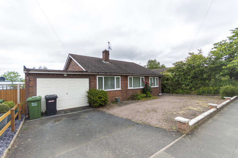 3 Bedrooms Detached Bungalow for sale in Rock Cross, Rock, Kidderminster