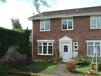 3 Bedrooms End Of Terrace House for sale in Gonvena, Wadebridge, Cornwall