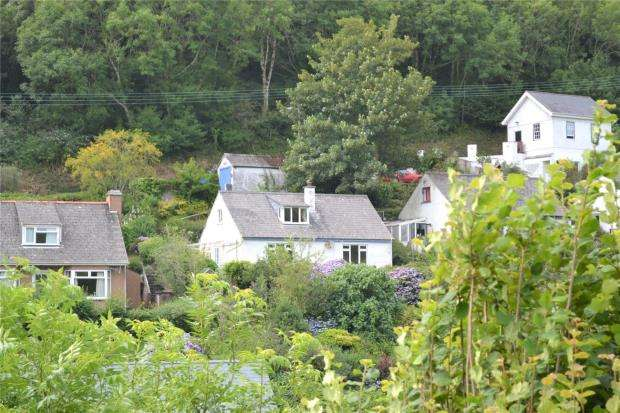 4 Bedrooms Detached House for sale in Longcoombe Lane, Polperro, Looe, Cornwall