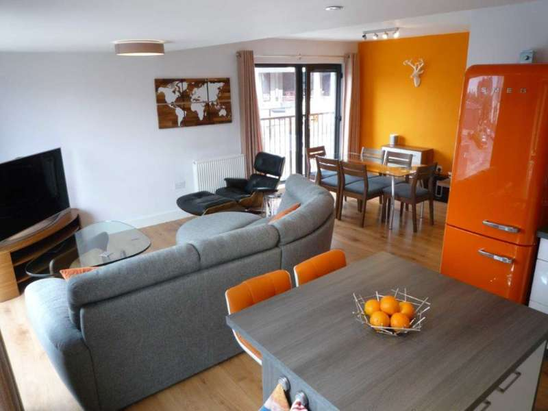 4 Bedrooms Detached House for rent in Sentinel House, 3 New Union Street, Manchester, M4 6BS