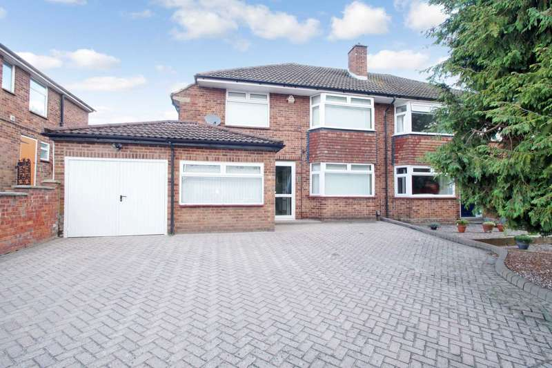 4 Bedrooms Semi Detached House for sale in Melsted Road, Hemel Hempstead