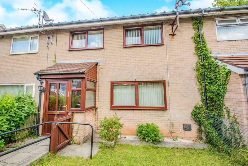 3 Bedrooms Terraced House for sale in Greenhill Road, Sebastopol, Pontypool