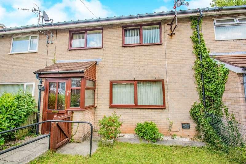 3 Bedrooms Terraced House for sale in Greenhill Road, Sebastopol, Pontypool