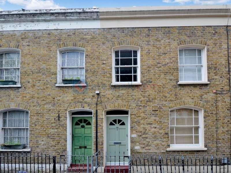 3 Bedrooms Terraced House for sale in Admiral Street, Deptford SE8