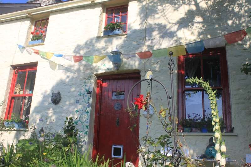 2 Bedrooms Cottage House for sale in Nanternis, New Quay, Ceredigion, SA45