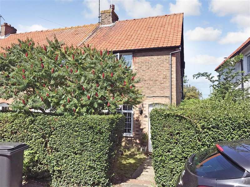 2 Bedrooms End Of Terrace House for sale in Wallace Road, Rustington, Littlehampton, West Sussex