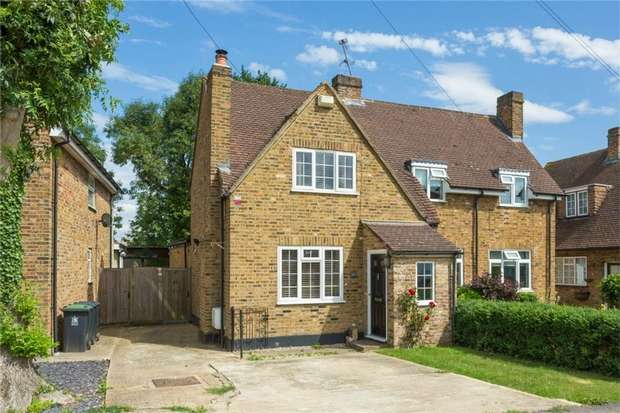 2 Bedrooms Detached House for sale in 60 Chequers Orchard, Iver, Buckinghamshire
