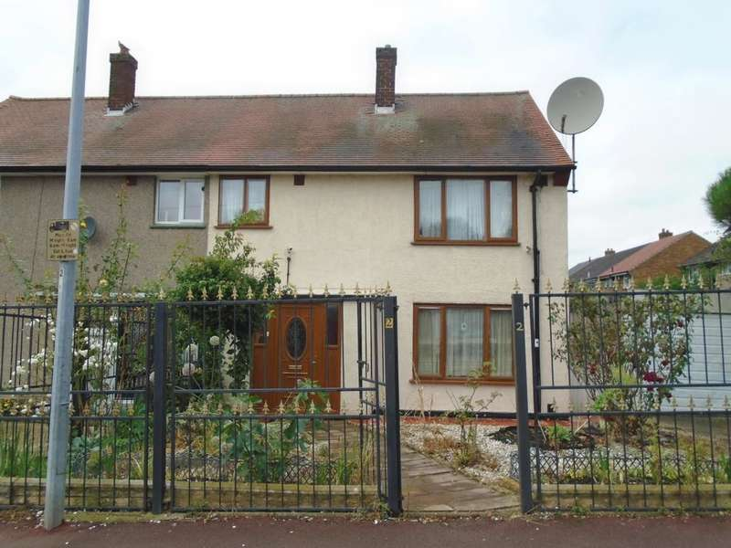 3 Bedrooms Terraced House for sale in Kingston Close, Dagenham, RM6