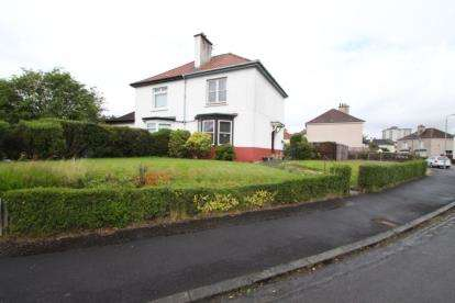 2 Bedrooms Semi Detached House for sale in Archerhill Crescent, Knightswood, Glasgow