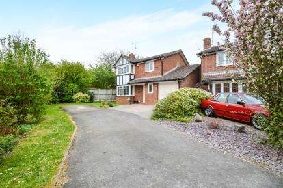 4 Bedrooms Detached House for sale in Gorse Close, Abbeymead, Gloucester, Gloucestershire
