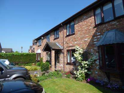 2 Bedrooms Flat for sale in Cyril Bell Close, Lymm, Cheshire