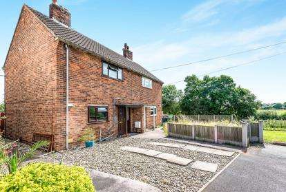 2 Bedrooms Semi Detached House for sale in De-Wint Road, Stone, Stafford, Staffordshire