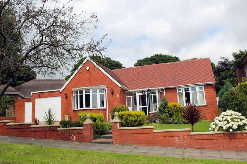 3 Bedrooms Detached Bungalow for sale in Albert Road West, Bolton