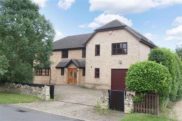 6 Bedrooms Detached House for sale in Church End, Biddenham