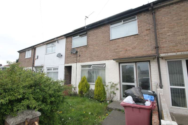 3 Bedrooms Terraced House for sale in Windermere Drive Kirkby L33