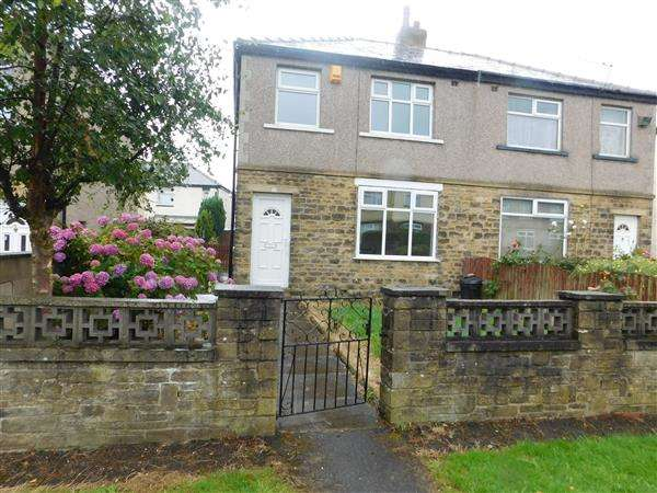 3 Bedrooms Semi Detached House for sale in Thornbury Grove, Bradford