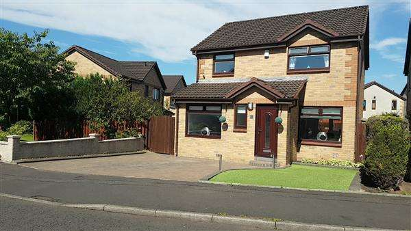 3 Bedrooms Detached House for sale in Barony Drive, Glasgow