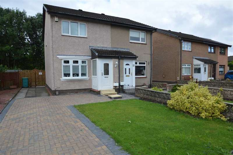 2 Bedrooms Semi Detached House for sale in Sherry Avenue, Holytown
