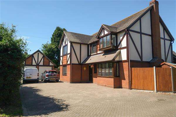 4 Bedrooms Detached House for sale in Chapel Lane, Tendring