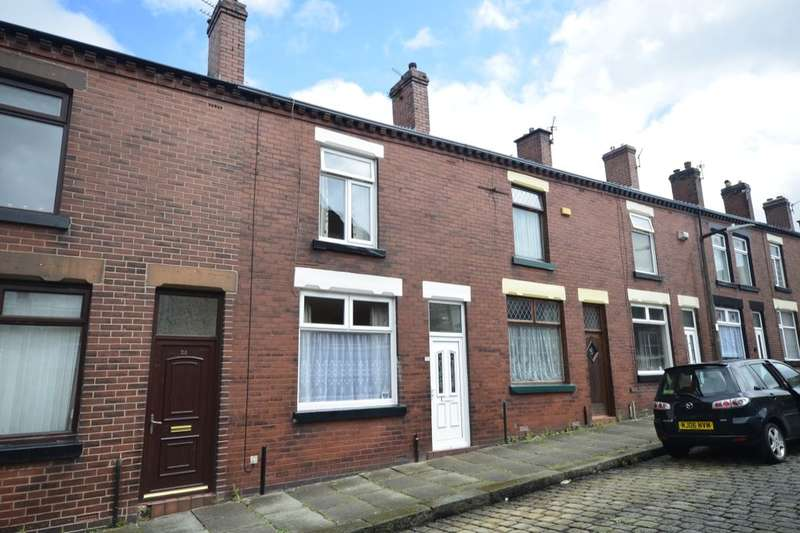 2 Bedrooms Property for sale in Moss Street, Farnworth, Bolton, BL4