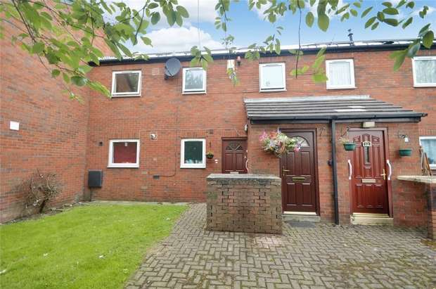2 Bedrooms Flat for sale in Jepson Street, Heaviley, Stockport, Cheshire