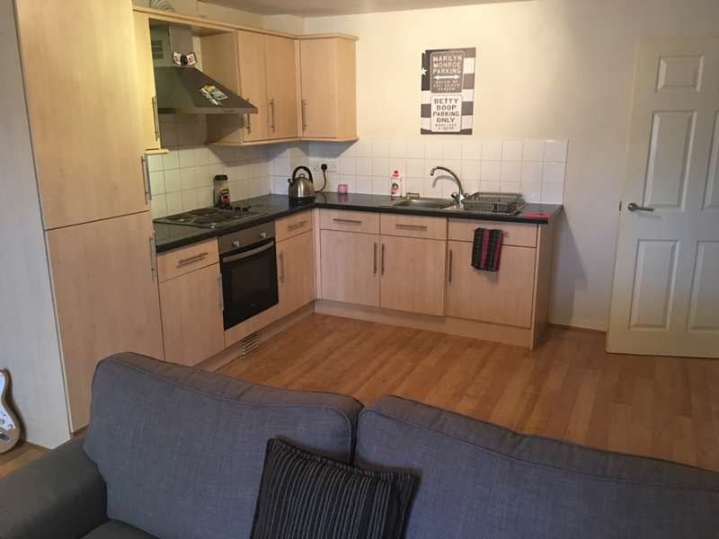1 Bedroom Flat for sale in Apartment for sale at Powell House, Walmersley Road, Bury