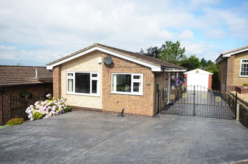 3 Bedrooms Bungalow for sale in Defoe Drive, Parkhall, ST3 5HN