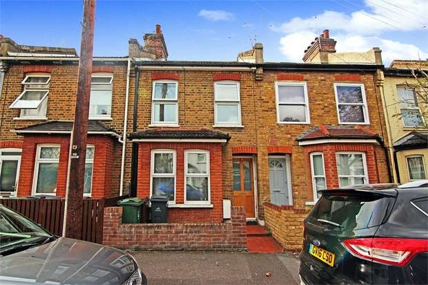 2 Bedrooms Terraced House for sale in Goldsmith Road, Walthamstow, London