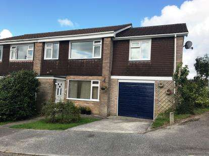 4 Bedrooms End Of Terrace House for sale in St. Austell, Cornwall