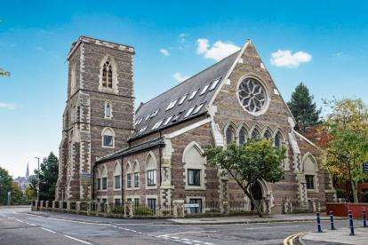1 Bedroom Flat for sale in St. Johns Chambers, 2 Ashwell Street, Leicester, Leicestershire