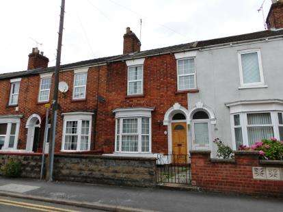 3 Bedrooms Terraced House for sale in Newland Street West, Lincoln, Lincolnshire