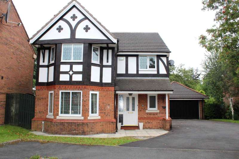 4 Bedrooms Detached House for sale in Waterslea Drive, Heaton