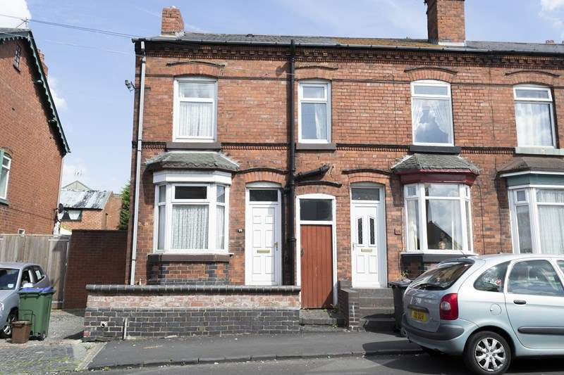 2 Bedrooms End Of Terrace House for sale in Farm Road, Oldbury