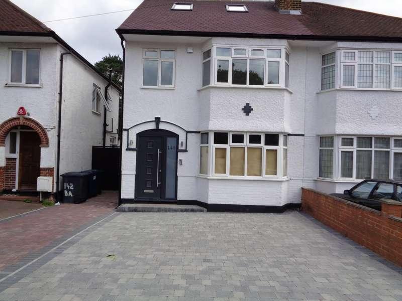 5 Bedrooms Semi Detached House for sale in Broadfields Avenue, Edgware, HA8