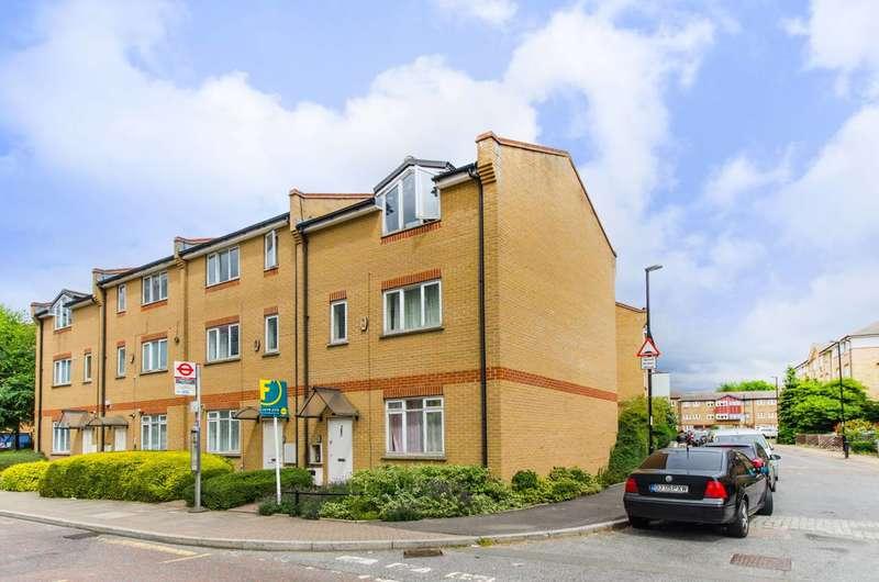 4 Bedrooms House for sale in Grove Street, Deptford, SE8