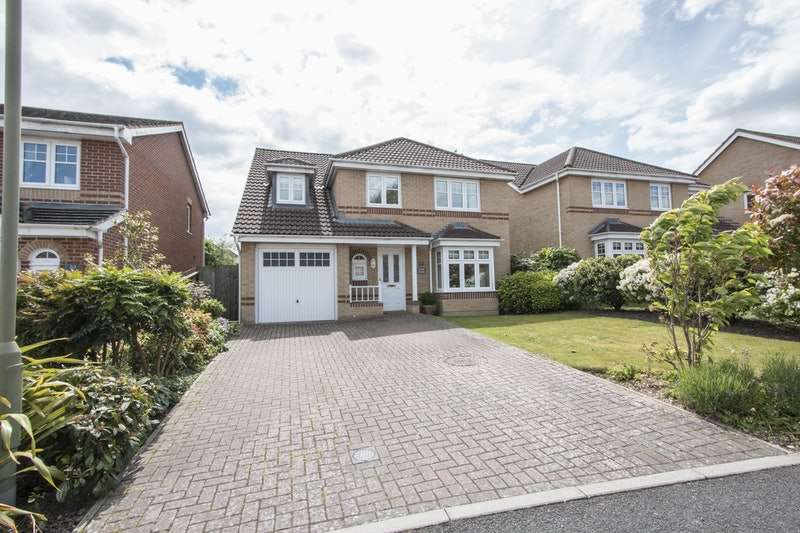 4 Bedrooms Detached House for sale in The Crossways, Eastleigh, Hampshire, SO53