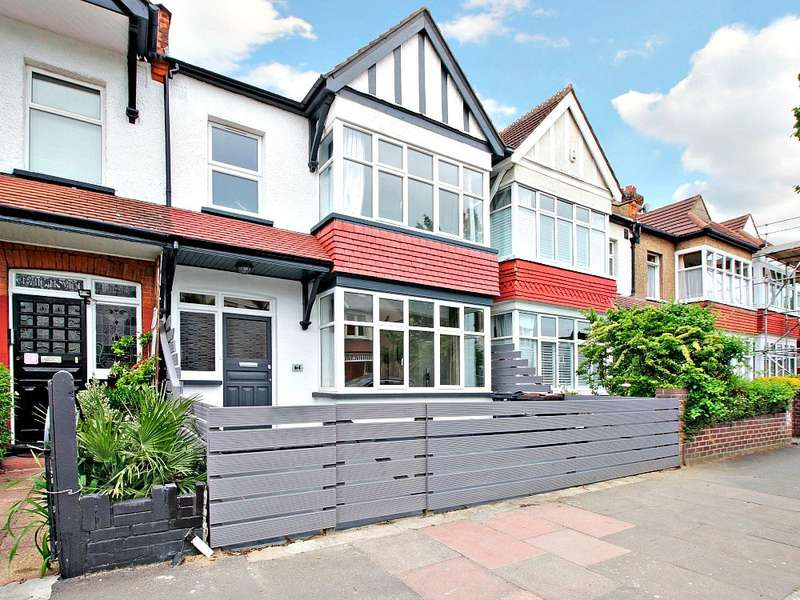 4 Bedrooms Terraced House for sale in Cromwell Road, Beckenham, BR3