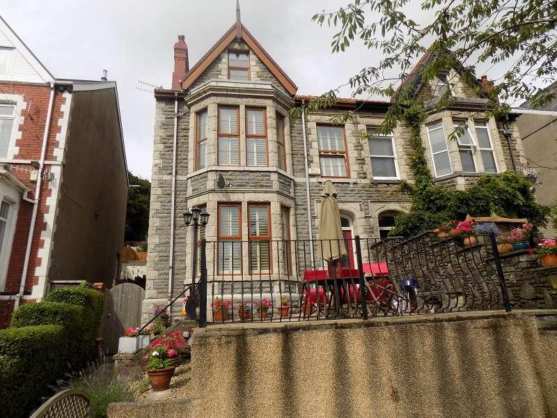 5 Bedrooms Semi Detached House for sale in Pentyla Baglan Road, Baglan, Port Talbot, Neath Port Talbot. SA12 8AA