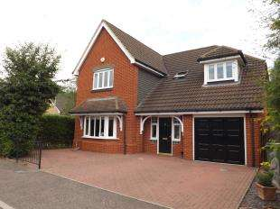 4 Bedrooms Detached House for sale in Demelza Close, Cuxton, Rochester, Kent