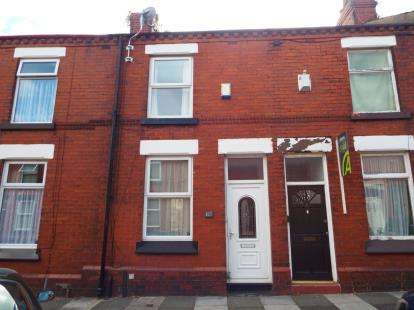 2 Bedrooms Terraced House for sale in Alfred Street, St. Helens, Merseyside, WA10