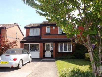 4 Bedrooms Detached House for sale in Pheasant Wood Drive, Thornton-Cleveleys, Lancashire, United Kingdom, FY5