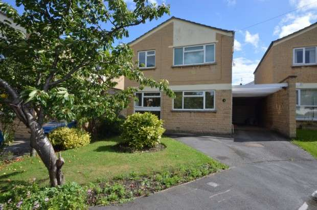 4 Bedrooms Link Detached House for sale in Lytton Grove, Keynsham, BS31