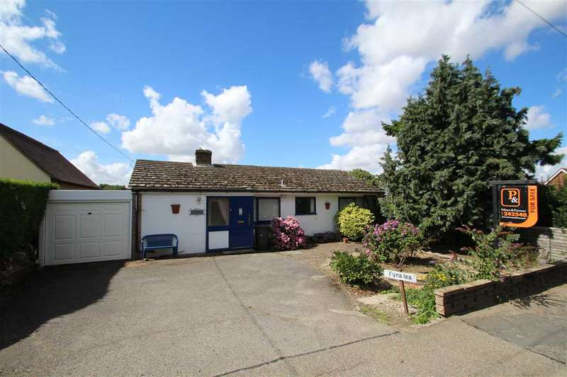 2 Bedrooms Detached Bungalow for sale in Fynalea, Melford Road, Sudbury