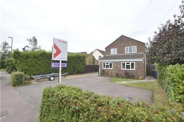 4 Bedrooms Detached House for sale in Northway, Tewkesbury, Gloucestershire, GL20 8RD
