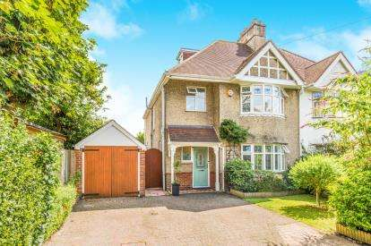 5 Bedrooms Semi Detached House for sale in Bassett, Southampton, Hampshire