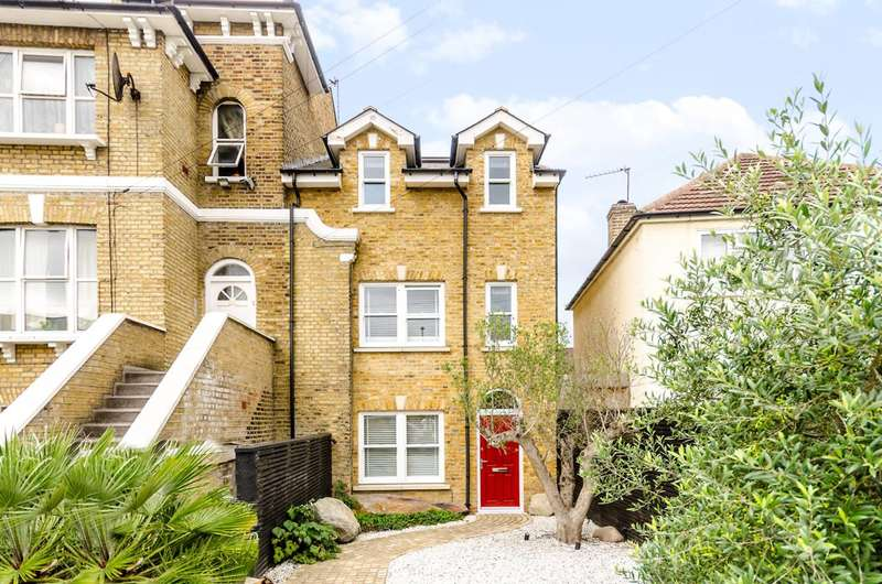 4 Bedrooms House for sale in Brockley Rise, Honor Oak Park, SE23
